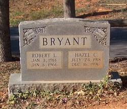 Hazel <i>Carter</i> Bryant