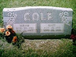 Hiram Cole