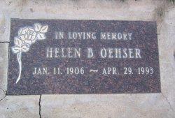 Helen Beatrice <i>Knox</i> Oehser