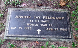Junior Jay Feldkamp