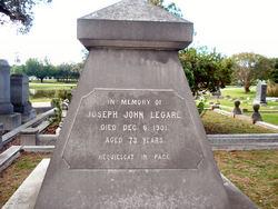 Joseph John Legare