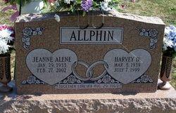 Jeanne Alene <i>Hanks</i> Allphin