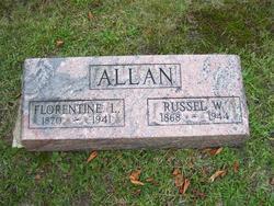 Russel W Allan