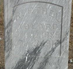 R Ethel Adlard