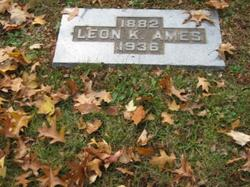 Leon Kessling Red Ames