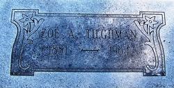 Zoe Agnes <i>Stratton</i> Tilghman