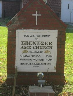 Ebenezer AME Church Cemetery