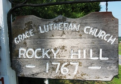 Grace Rocky Hill Lutheran Church Cemetery