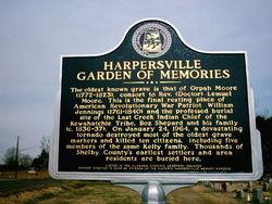 Harpersville Garden of Memories Cemetery