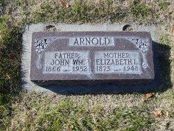 Elizabeth Baxter <i>Lyon</i> Arnold