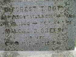 Malona G. <i>Greene</i> Doty