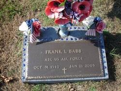 Spec Franklin L Babb