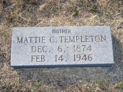 Mattie C. Templeton