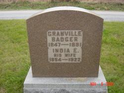 Granville Badger