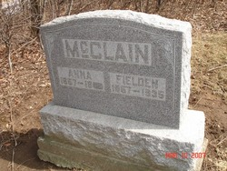 Laura Ann Anna <i>Chenoweth</i> McClain