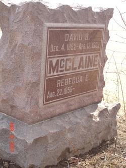 Rebecca E. <i>Riley</i> McClain