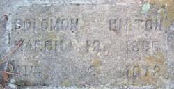 Solomon Hilton
