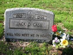 Jack D Cash