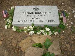 Jerome Birnbaum