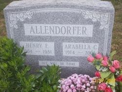 Arabella C. <i>McClintock</i> Allendorfer