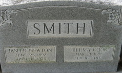 Bluma Edith <i>Cook</i> Smith