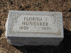 Florida Isadora <i>Castile</i> Hunsaker