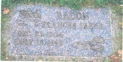Frances Irene <i>Trudell</i> Bacon