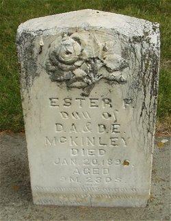 Ester F. McKinley
