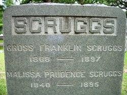 Francis <i>Scruggs</i> Bowen