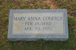 Mary Anna <i>Conerly</i> Brumfield