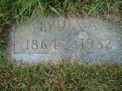 Lydia A. <i>Edmunds</i> Doty