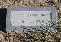John V Stout