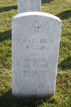 Charles H. Welch