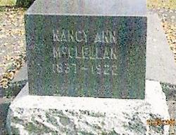 Nancy Ann McClellan