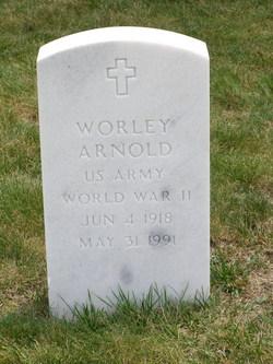 Worley Arnold