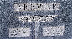 Dora Belle <i>Russell</i> Brewer