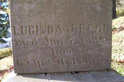 Lucinda J. <i>Carter</i> Peck