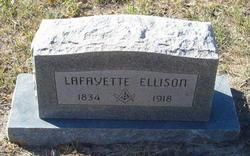 Lafayette Ellison