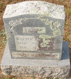 Walter Jacob Axton