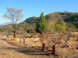 Big Sandy Rancheria Tribal Cemetery