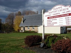 Trappe Missionary Baptist Church Cemetery