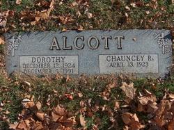 Dorothy <i>Clem</i> Alcott
