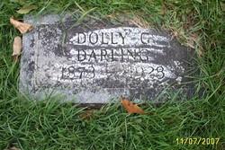 Dolly G. <i>Barrett</i> Darling