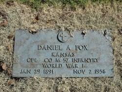 Daniel A. Fox