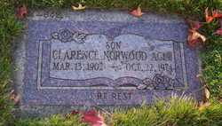 Clarence Norwood Agee