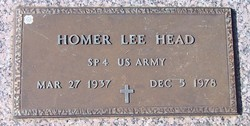 Homer Lee Head
