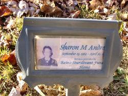 Sharon M. <i>Jones</i> Andrews