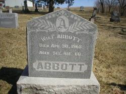 William F Abbott