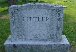 Ethel <i>Wheeler</i> Littler