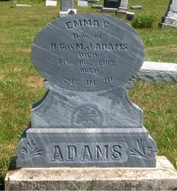 Emma C Adams